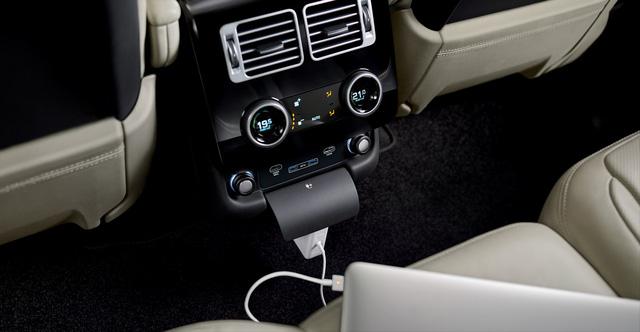 Ra mắt Range Rover 2018 - xe off-road hạng sang với tiện nghi tiệm cận siêu sang - Ảnh 15.