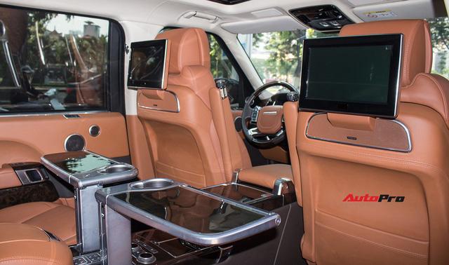 Range Rover SVAutobiography LWB đã qua sử dụng rao bán 12 tỷ đồng - Ảnh 8.