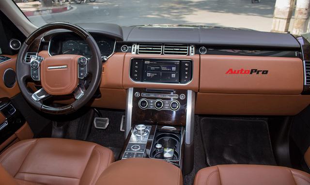 Range Rover SVAutobiography LWB đã qua sử dụng rao bán 12 tỷ đồng - Ảnh 13.