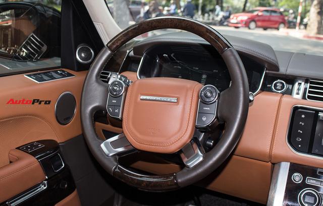 Range Rover SVAutobiography LWB đã qua sử dụng rao bán 12 tỷ đồng - Ảnh 14.