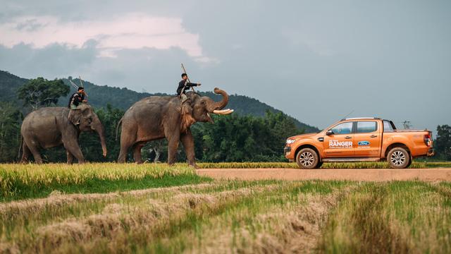 Ranger Wildtrak ra bản động cơ nhỏ 2.2L, giá rẻ hơn - Ảnh 1.