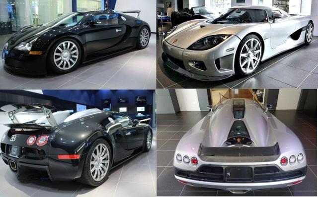 Với 34 tỷ Đồng, bạn sẽ chọn Bugatti Veyron hay Koenigsegg CCX? - Ảnh 1.