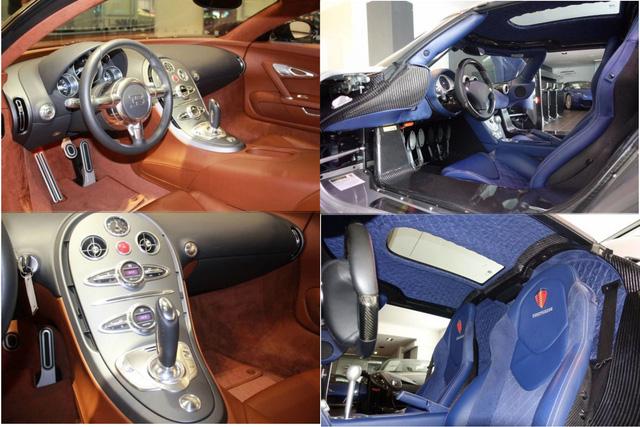 Với 34 tỷ Đồng, bạn sẽ chọn Bugatti Veyron hay Koenigsegg CCX? - Ảnh 2.