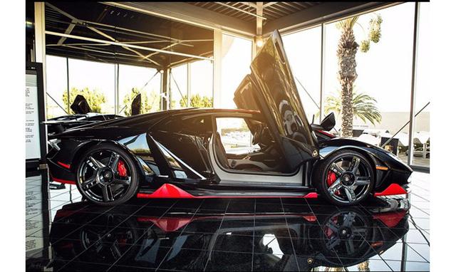 Đây là chiếc Lamborghini Centenario đầu tiên trên thế giới được rao bán - Ảnh 13.