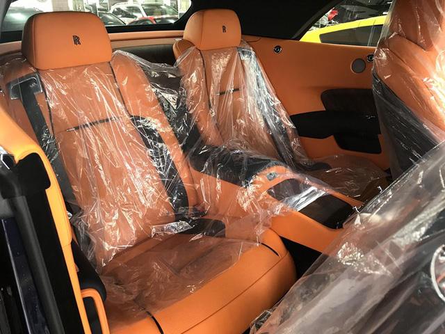 Rolls-Royce Dawn bất ngờ xuất hiện tại Sài thành - Ảnh 11.