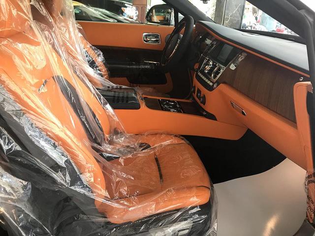 Rolls-Royce Dawn bất ngờ xuất hiện tại Sài thành - Ảnh 14.