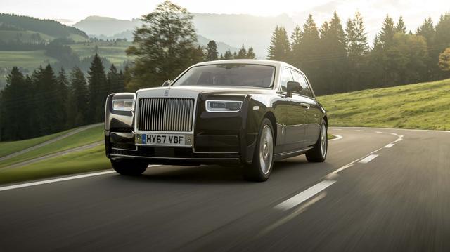 Rolls-Royce phát triển Phantom chạy điện dù khách hàng không có nhu cầu mua