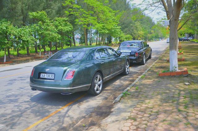 Bộ đôi xe siêu sang 53 tỷ Đồng của đại gia Hải Dương khoe dáng cùng nhau - Ảnh 2.