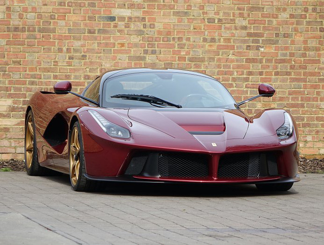 Siêu phẩm Ferrari LaFerrari màu hiếm rao bán 77 tỷ Đồng đã tìm thấy chủ nhân - Ảnh 4.