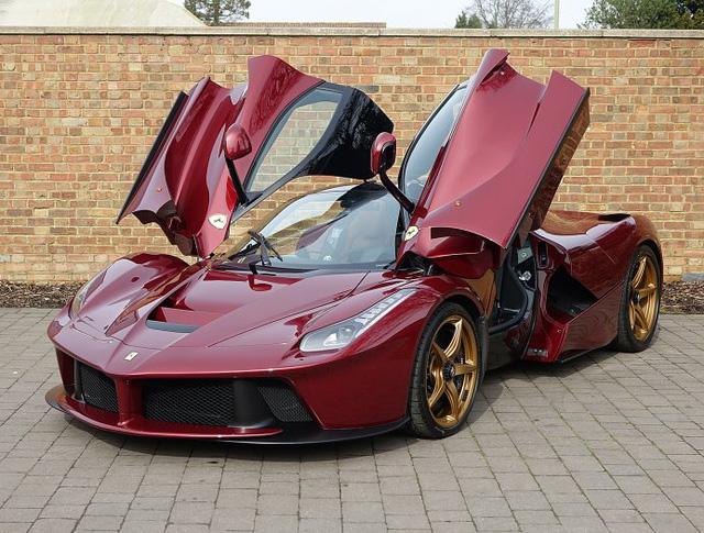 Siêu phẩm Ferrari LaFerrari màu hiếm rao bán 77 tỷ Đồng đã tìm thấy chủ nhân - Ảnh 5.