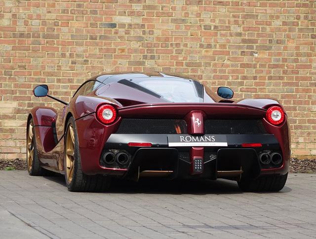 Siêu phẩm Ferrari LaFerrari màu hiếm rao bán 77 tỷ Đồng - Ảnh 5.
