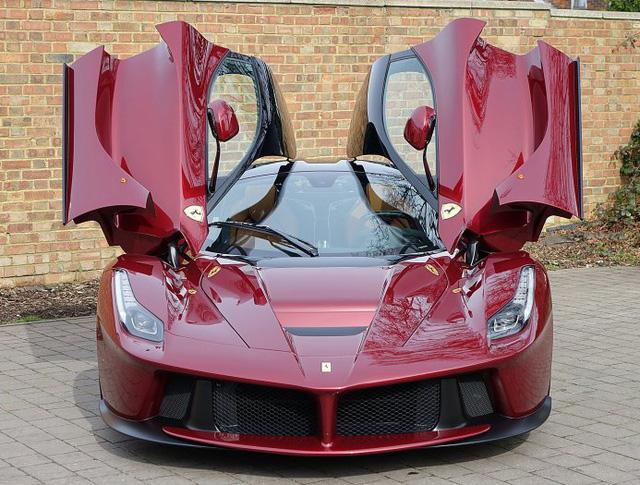 Siêu phẩm Ferrari LaFerrari màu hiếm rao bán 77 tỷ Đồng đã tìm thấy chủ nhân - Ảnh 1.