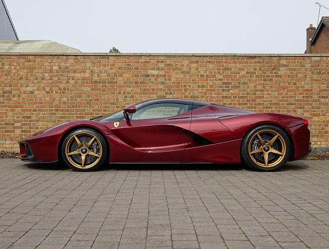 Siêu phẩm Ferrari LaFerrari màu hiếm rao bán 77 tỷ Đồng - Ảnh 4.