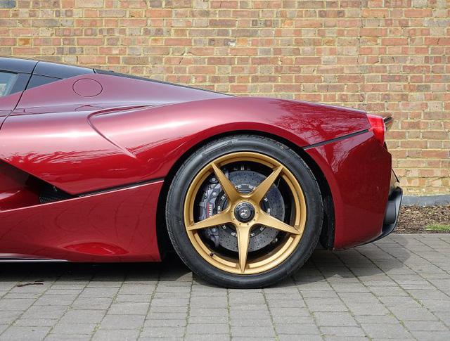 Siêu phẩm Ferrari LaFerrari màu hiếm rao bán 77 tỷ Đồng - Ảnh 7.