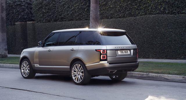 Chiêm ngưỡng căn nhà di động Range Rover SVAutobiography 2018 - Ảnh 1.