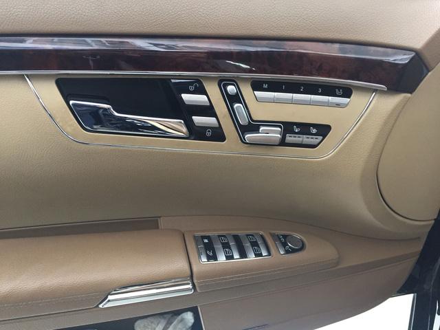 Mercedes S550 4Matic 10 năm tuổi giá chỉ còn 790 triệu đồng tại Hà Nội - Ảnh 8.