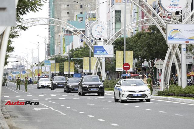 Cận cảnh đoàn xe Mercedes-Benz phục vụ nguyên thủ Malaysia và Việt Nam tại APEC 2017 - Ảnh 6.