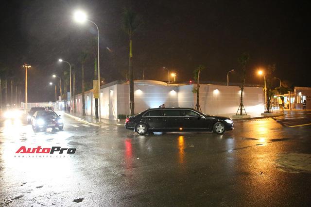 HOT: Đoàn xe siêu sang Mercedes-Benz chống đạn của Tổng thống Putin xuất hiện tại Đà Nẵng - Ảnh 2.