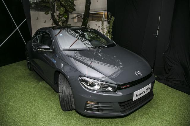 Volkswagen Scirocco 2017 ra mắt Việt Nam với giá từ 1,619 tỷ Đồng - Ảnh 1.