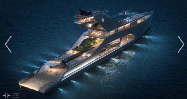 Gặp gỡ siêu du thuyền sẽ khiến giới siêu giàu mê mệt - Ảnh 2.