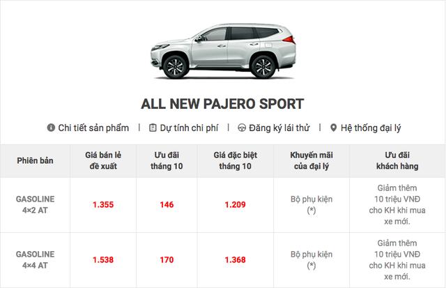 SUV 7 chỗ đua nhau lấy lòng khách hàng Việt Nam - Ảnh 3.