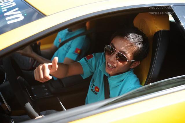 Đại gia Minh Nhựa hối thúc Cường Đô-la tổ chức lại hành trình siêu xe Car & Passion - Ảnh 7.