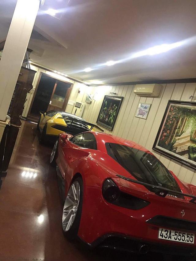 Lamborghini Huracan độ của Cường Đô-la tạm trú trong garage khủng - Ảnh 2.