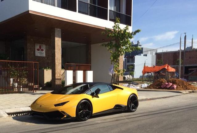 Lamborghini Huracan độ Hamann, biển tứ quý 8 xuất hiện tại Huế - Ảnh 4.