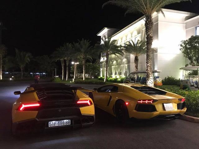 Cận cảnh bộ 3 siêu xe Lamborghini biển khủng tham gia hành trình phượt 1.000 km - Ảnh 9.