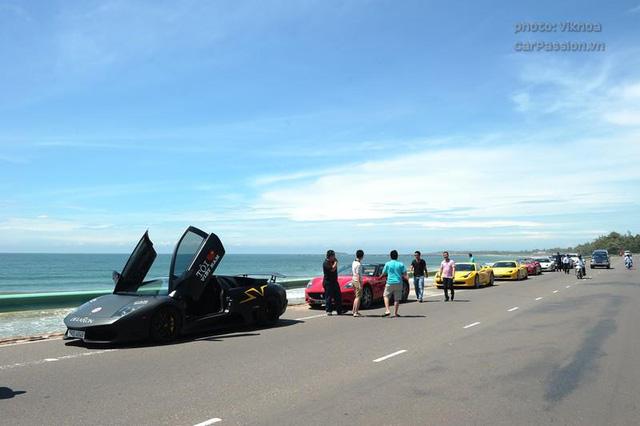 Đại gia Minh Nhựa hối thúc Cường Đô-la tổ chức lại hành trình siêu xe Car & Passion - Ảnh 6.