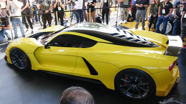 Hennessey Venom F5 trình làng, giới hạn 24 chiếc, giá bán 1,6 triệu USD - Ảnh 3.