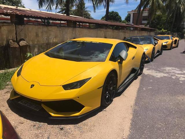 Cận cảnh bộ 3 siêu xe Lamborghini biển khủng tham gia hành trình phượt 1.000 km - Ảnh 10.