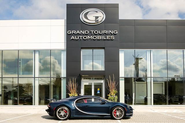 3 trên tổng số 500 chiếc Bugatti Chiron sản xuất đã được đại gia Canada chốt giao dịch - Ảnh 1.