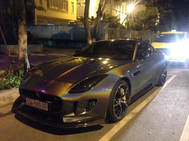 Dàn siêu xe độ khủng, biển VIP của các đại gia Đà thành tụ tập trên phố - Ảnh 5.