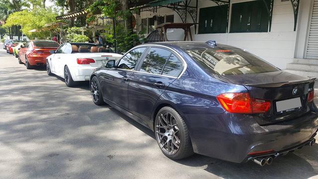Dàn siêu xe và xe độ độc nhất Việt Nam tụ tập cuối tuần - Ảnh 3.