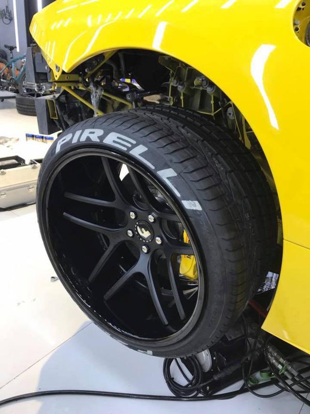 Siêu xe Ferrari 458 Italia đầu tiên tại Việt Nam chuẩn bị độ Liberty Walk - Ảnh 7.