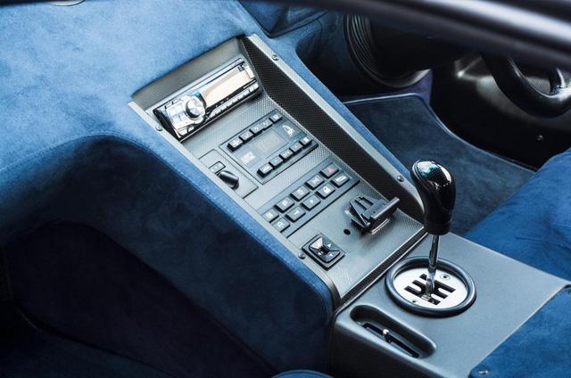 Hàng hiếm Lamborghini Diablo SE30 của ca sĩ Jay Kay rao bán giá chát - Ảnh 17.