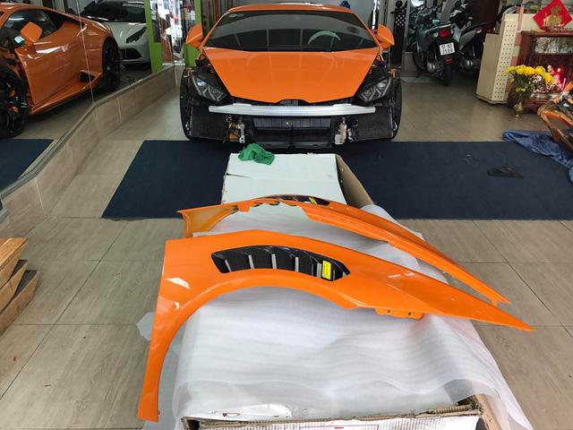Siêu phẩm Lamborghini Huracan độ Novara đầu tiên tại Việt Nam sắp ra lò - Ảnh 11.