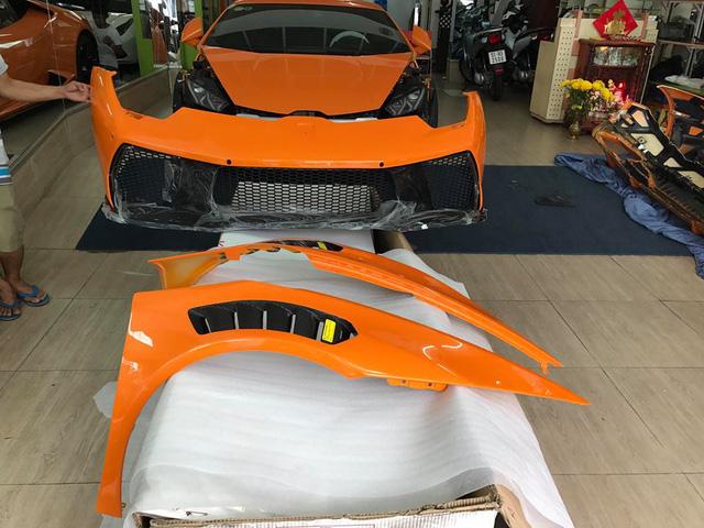 Siêu phẩm Lamborghini Huracan độ Novara đầu tiên tại Việt Nam sắp ra lò - Ảnh 1.