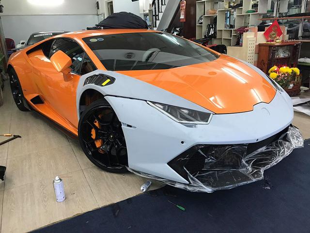 Siêu phẩm Lamborghini Huracan độ Novara đầu tiên tại Việt Nam sắp ra lò - Ảnh 9.