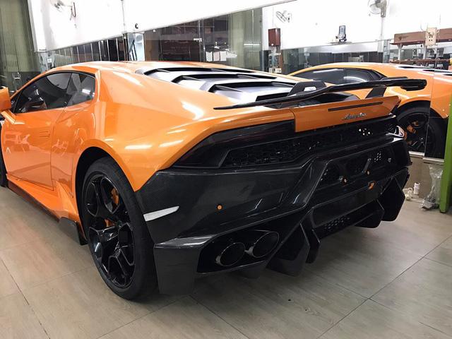 Siêu phẩm Lamborghini Huracan độ Novara đầu tiên tại Việt Nam sắp ra lò - Ảnh 8.