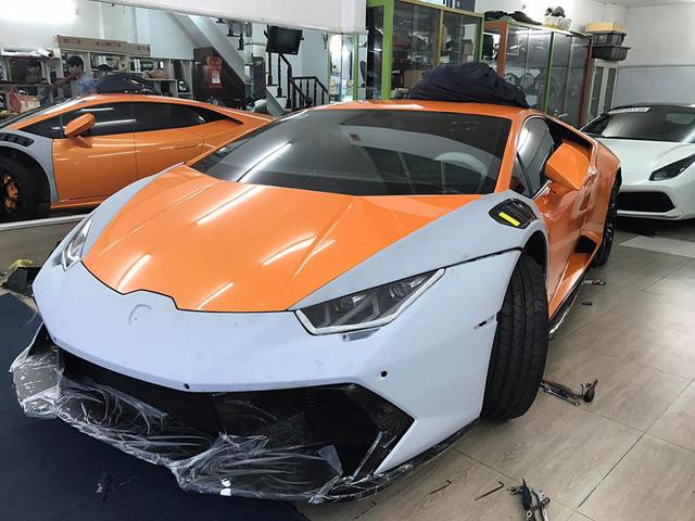 Siêu phẩm Lamborghini Huracan độ Novara đầu tiên tại Việt Nam sắp ra lò - Ảnh 2.