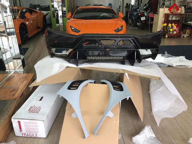 Siêu phẩm Lamborghini Huracan độ Novara đầu tiên tại Việt Nam sắp ra lò - Ảnh 5.