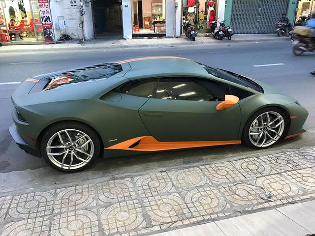 Tay chơi Sài thành độ la-zăng bản giới hạn cho Lamborghini Huracan, giá từ 273 triệu Đồng - Ảnh 2.