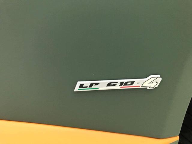 Lamborghini Huracan từng độ mâm bản giới hạn 273 triệu Đồng đang được chủ nhân rao bán - Ảnh 10.
