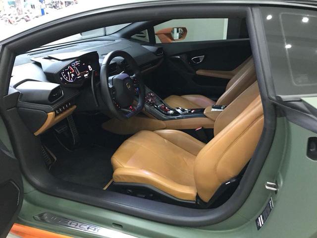 Lamborghini Huracan từng độ mâm bản giới hạn 273 triệu Đồng đang được chủ nhân rao bán - Ảnh 6.