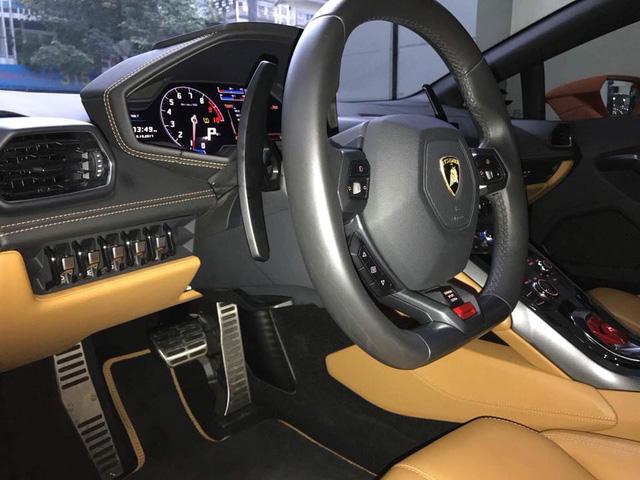 Lamborghini Huracan từng độ mâm bản giới hạn 273 triệu Đồng đang được chủ nhân rao bán - Ảnh 7.