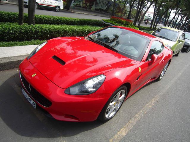 Số phận lận đận của 4 siêu xe Ferrari California tại Việt Nam - Ảnh 2.