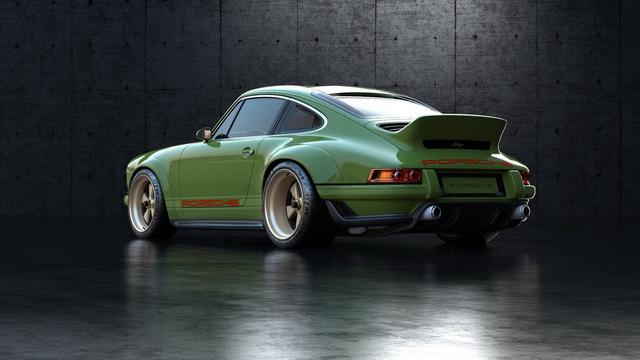 Porsche 911 27 tuổi được lột xác với công nghệ F1 - Ảnh 4.