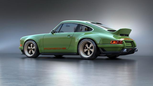 Porsche 911 27 tuổi được lột xác với công nghệ F1 - Ảnh 1.